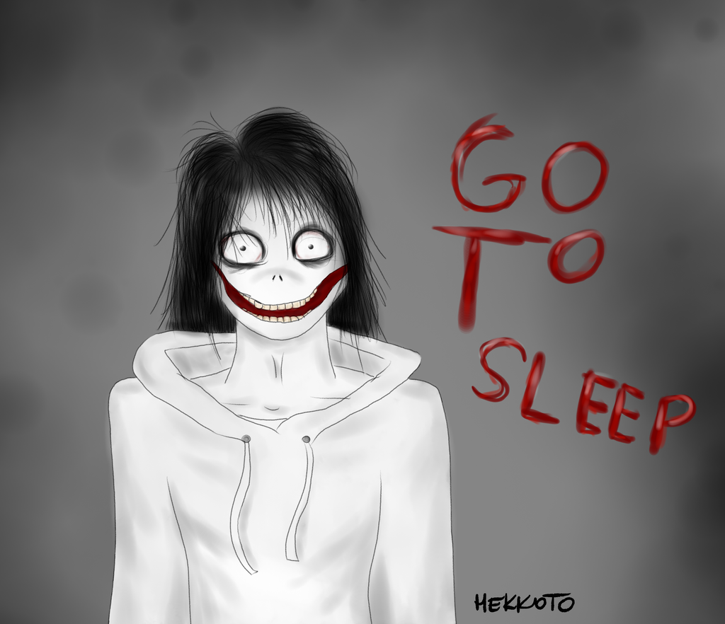 Jeff the Killer by Hekkoto