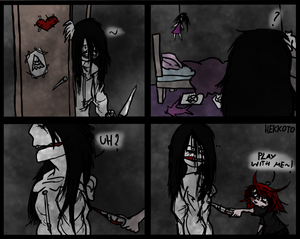 Play with me - comic