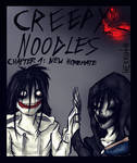 CreepyNoodles comic Chapter 1 cover by Hekkoto