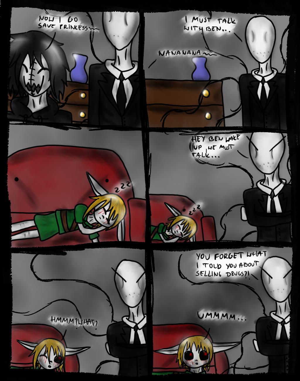 CreepyNoodles page 6 by Hekkoto
