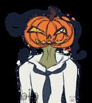 Pumpkinhead by Hekkoto