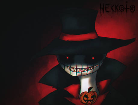 The dark puppet master