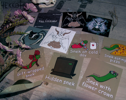STICKERS! -SPECIAL OFFER!-