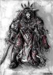 Warhammer 40k Black Templar