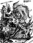 Patreon Reward for TheChelaxian - Dead Cupid