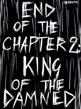 'Welcome to my HELL' comic -END OF CHAPTER 2-