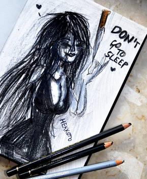Jane the Killer - DailyArt 14