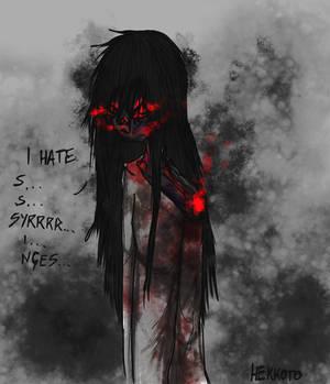 I hate syringes...