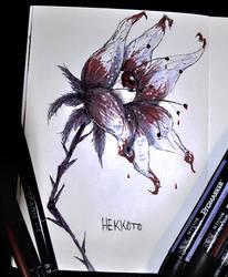 Hellish flower - DailyArt 39