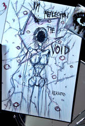 I'm reflection of the Void - DailyArt 40