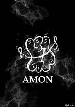 Demon's Seals - 52 pillars: 7 Amon