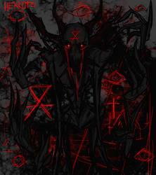 Random scribble of Master