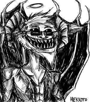 Patreon Reward for TheChelaxian - Trollface