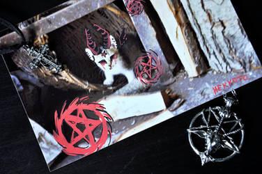 Edgy Demon Cats PROJECT 7 - Summoning