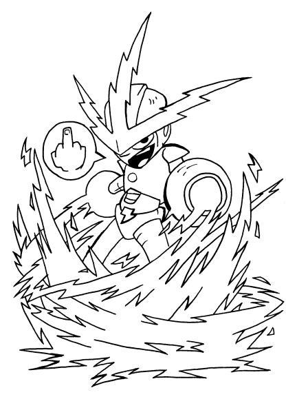 Electro by zostix