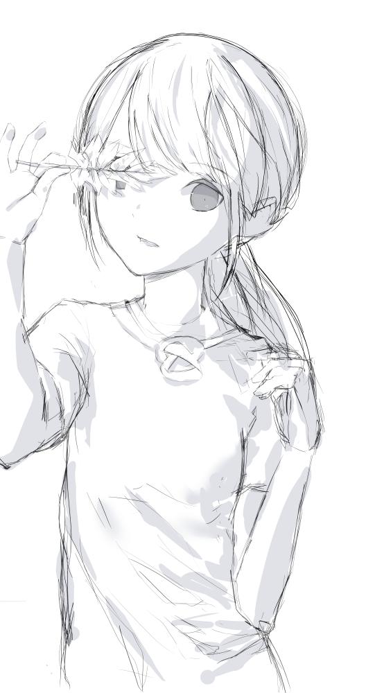 Sketch by AreksNyan