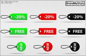 PRICE TAGS v1.0 by brandmystyle