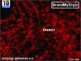 ENERGY BRUSHES v1.0 by brandmystyle