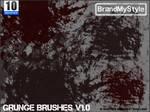 GRUNGE BRUSHES v1.0