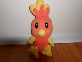 It's Torchic! by VanillaAcolytes