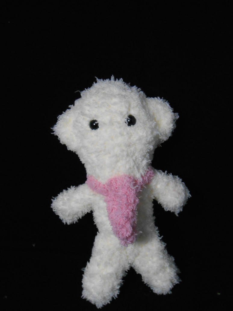 Fuzzy Monkey by VanillaAcolytes