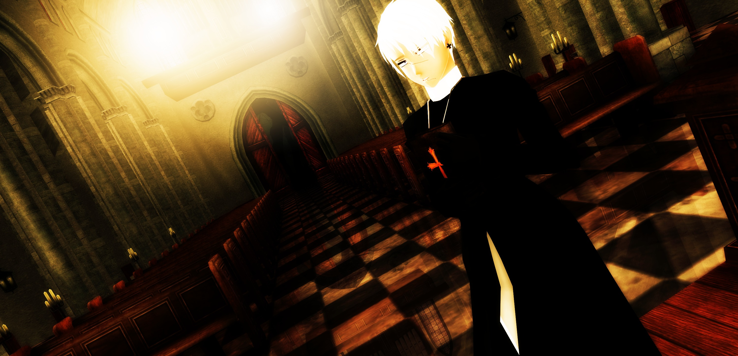 [MMD NEWCOMER] 2P!Prussia by xNaga
