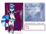 Maid Feline boy + bonus art (adopt) by Youngdemon