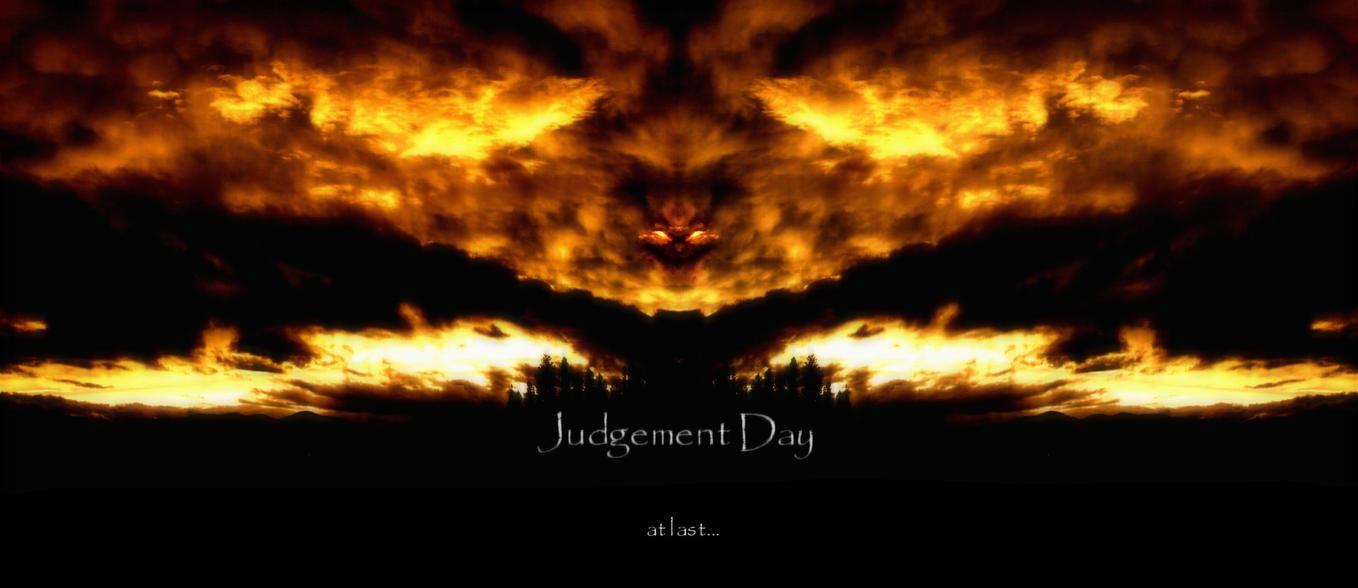 judgement day Judgment day definition in the new testament, the day at the end of time according to the gospels and the book of revelation, on this day the earth and the sky will be in.