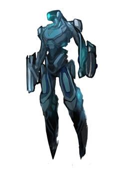 Patrolling bot