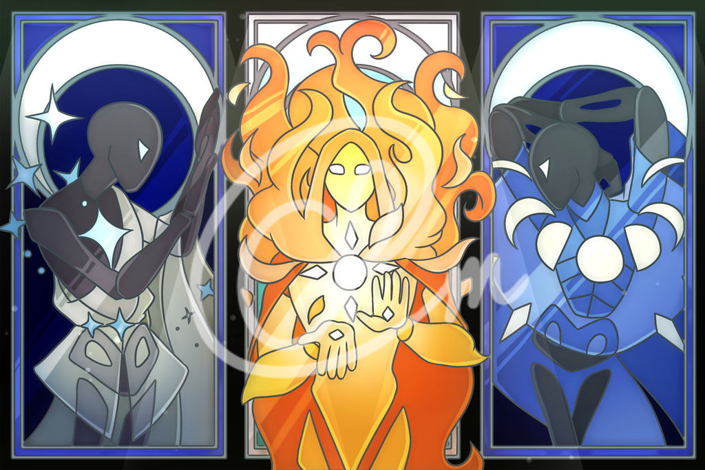 Worldview- Lore Gods