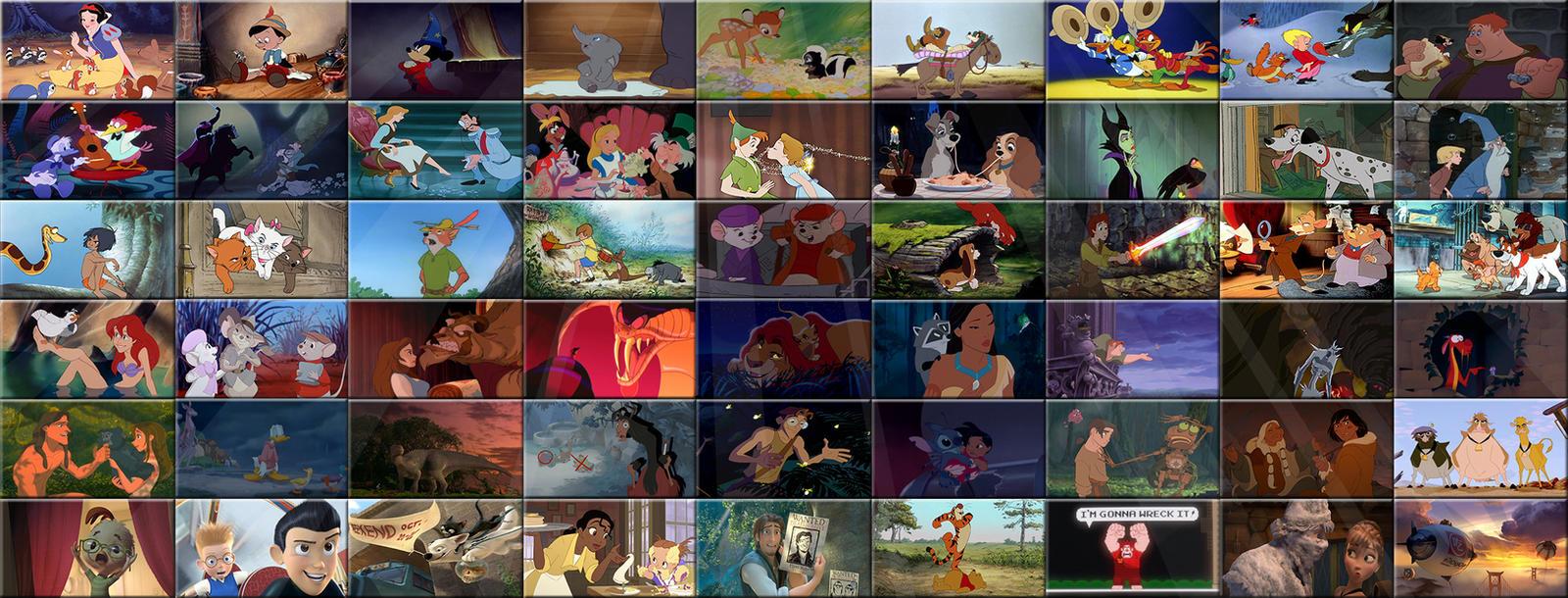 Уолт Дисней мультфильмы и фильмы смотреть онлайн бесплатно