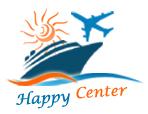 Happy Center Logo by elshiekh5