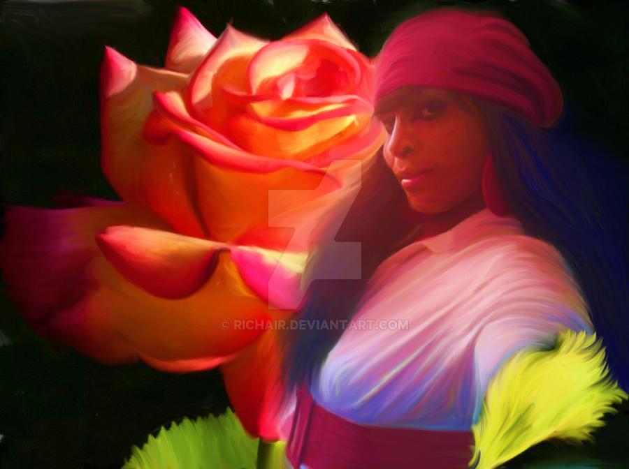 Rosegypsy by richair