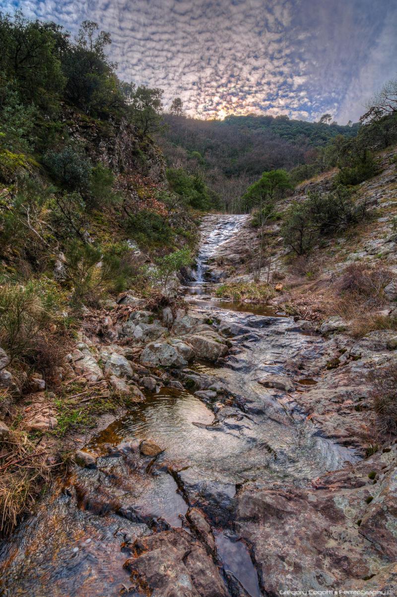 Morte Vieille's creek by FemtoGraphy