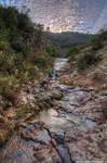 Morte Vieille's creek