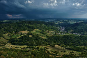 View from Mont Poupet by FemtoGraphy