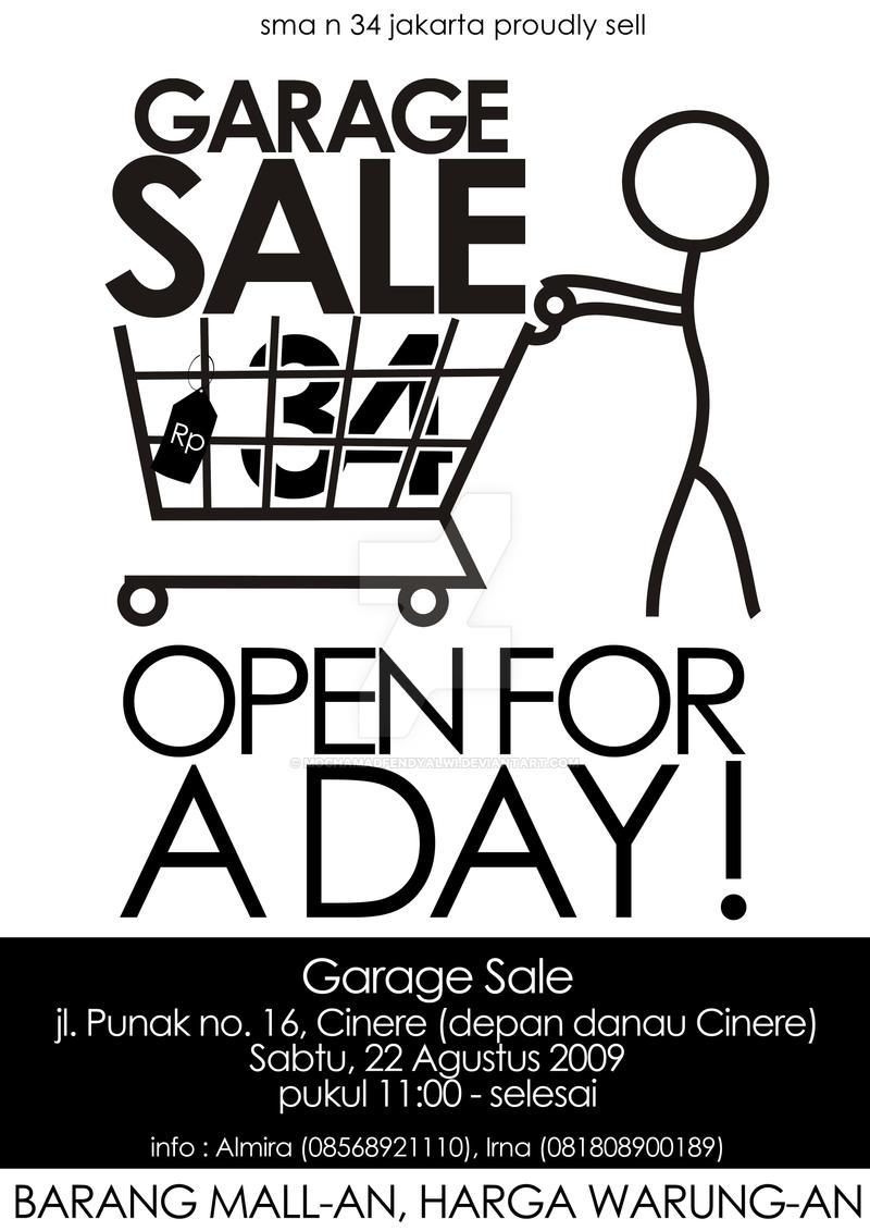 garage sale 34 poster by mochamadfendyalwi garage sale 34 poster by mochamadfendyalwi