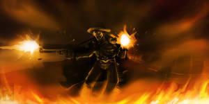Wasteland 2 - Fire Ranger