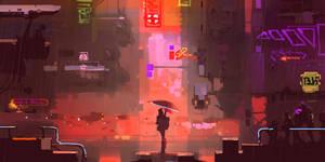 Visions (4 of 10) - At the rain