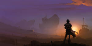 Rusty Dawn by Weilard