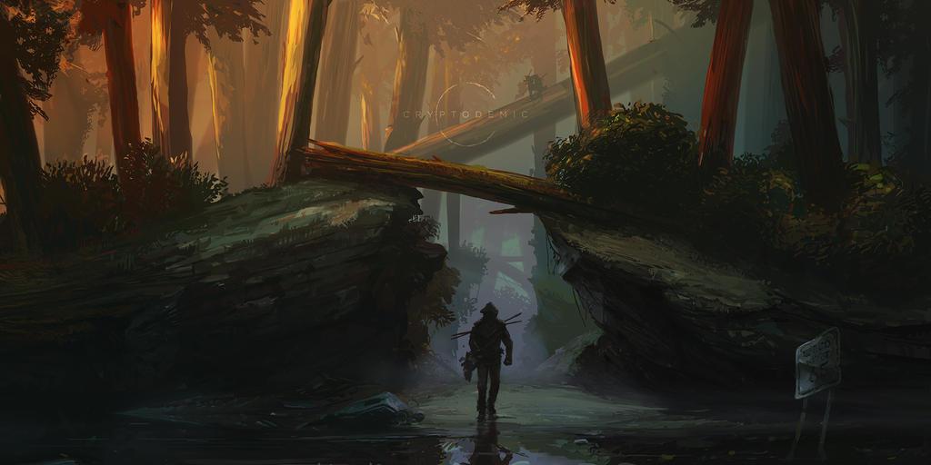 Forest by Weilard