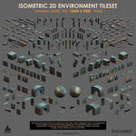 Encased - Isometric Junk-set - IMG1 - Concept-Art