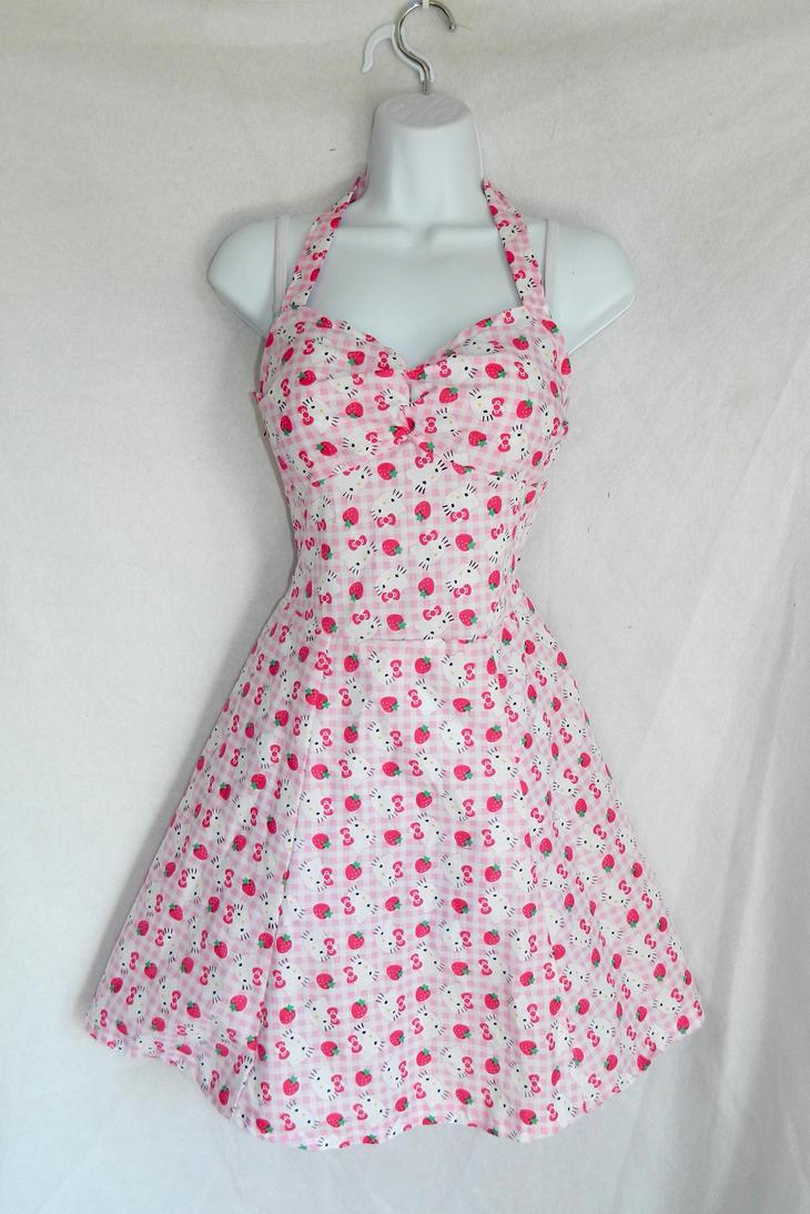 Hello Kitty Prom Dresses