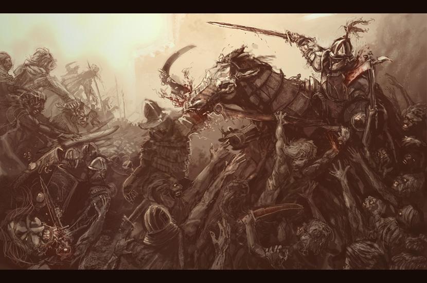 Itkovian by Merlkir by Malazan-Art-Guild