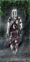 Silchas by DerkhanBlue by Malazan-Art-Guild