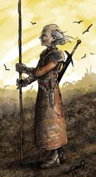 High King by Timett by Malazan-Art-Guild