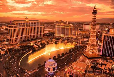 Paris in Vegas by tt83x