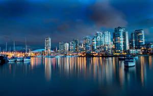False Creek Vancouver by tt83x