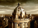Radcliffe Camera Library III by tt83x