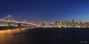San Francisco Skyline IX by tt83x